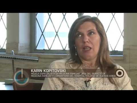 Karin Kopitowski y Carlos Vassallo dialogan sobre medicina familiar
