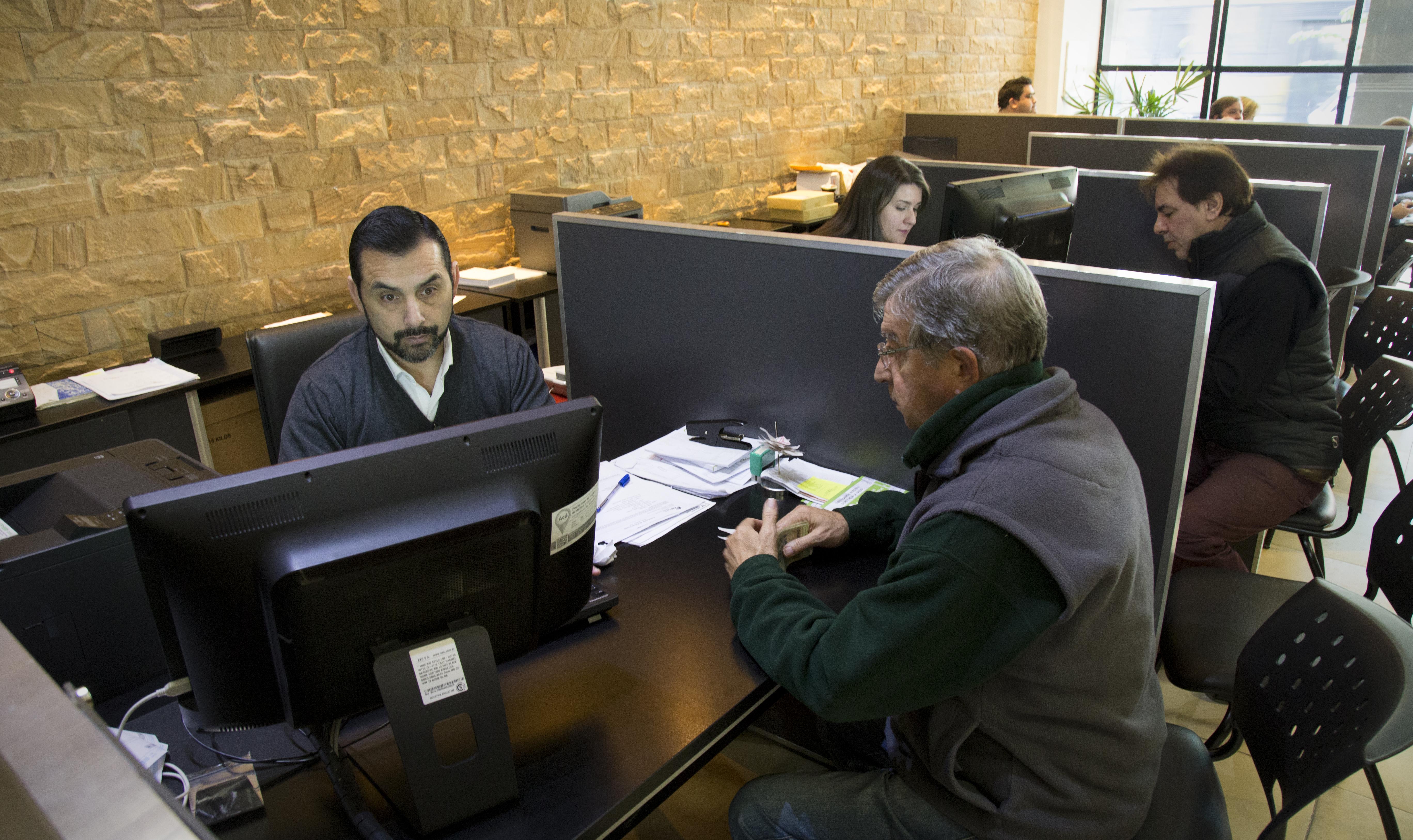 Reempadronamiento de jubilados y pensionados