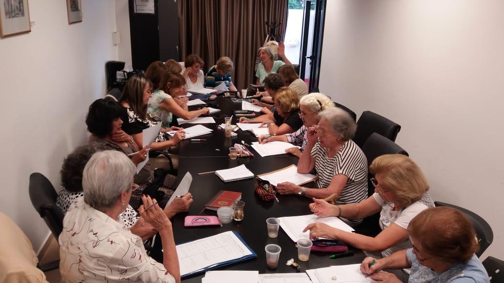 Comienzan los talleres del Programa Vida Adulta Participativa y Saludable