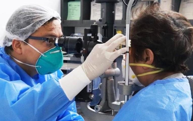 Oftalmología: la atención ya se desarrolla de manera habitual
