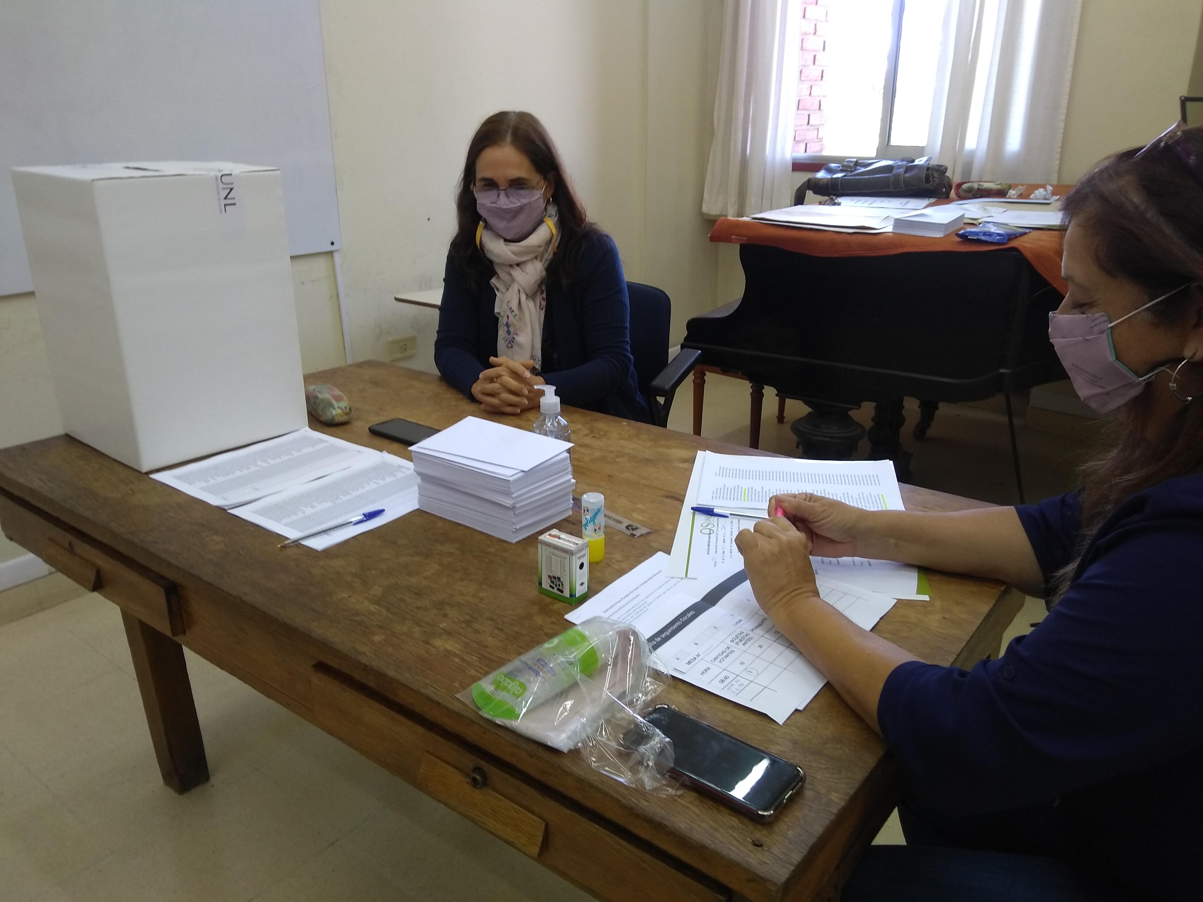 Elecciones docentes: Resultados del escrutinio definitivo